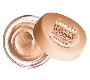 maybelline mousse foundation